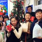 太田市の英会話教室 ハリス・イングリッシュスクール クリスマスイベント